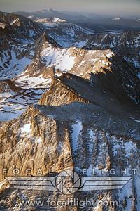 Mt. Whitney Summit Ridge