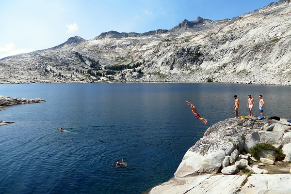 Desolation Wilderness: July 31-Aug 3, 2014