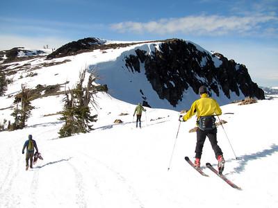 Benson Hut: Jan 28-30, 2011