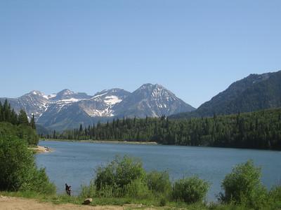 Silver Lake Hike 6 17 2007