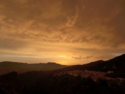 October 2nd 2014 Sunset