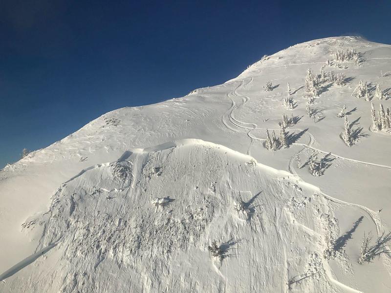 Taylor Mtn Avalanche