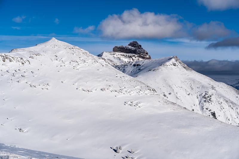 Pilot Pk (11,522') - Absaroka Range Wyoming