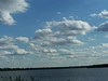 Clouds Over Lake Ray Hubbard