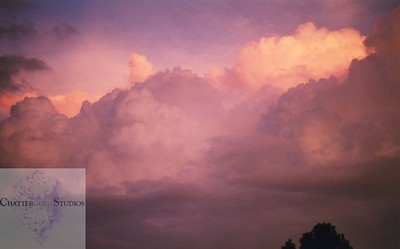 Hurricane George.  The clouds begin to gather and change colors. This Image is © Tricia Chatterton Goldrick/Chattergold Studios.  All Rights Reserved.  No duplication without permission (see commercial downloads).  This image may be purchased from this website for blogging purposes only.