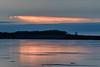 Sunrise over the Moose River. HDR efx default. Ducks