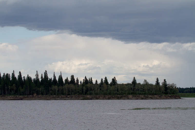 South end of Butler Island.