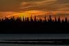 Sunrise over Butler Island.