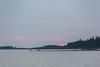 Sunrise at Moosonee.