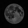 Blue moon of 2015 July 29th. Lightroom HDR