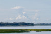 Clouds up the river from Moosonee noticed by Denise Metatawabin.