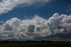 Clouds near Earlton, Ontario.