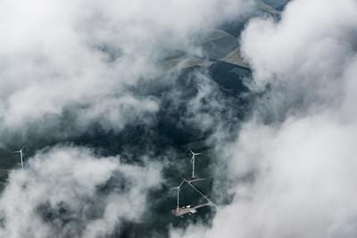 Windmils & Clouds