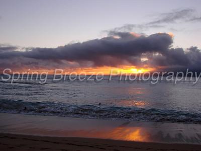 Napili Bay Maui July 2010