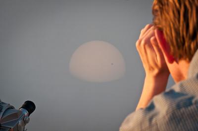 Transit of Venus 06/05/12
