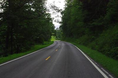 Skyline Drive Shenandoah National Park