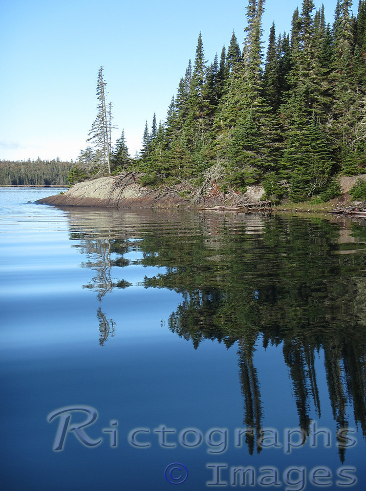 Slate Islands, Part of the Lake Superior National Marine Conservation Area