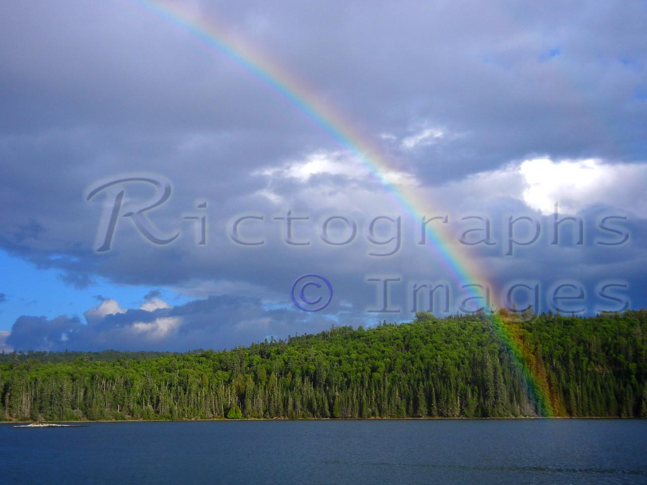 Lake Superior Raibow
