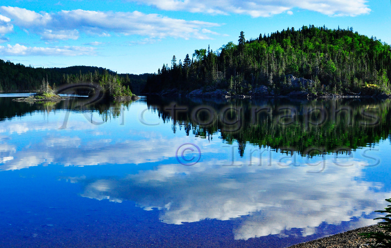 Lake Superior, Slate Islands