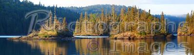Lake Superior, Slate Islands, Lawrence Bay