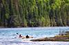 Kayaking The Slate Islands, Lake Superior, Canada