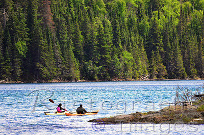 Kayaking The Slate Islands, Lake Superior, Canada