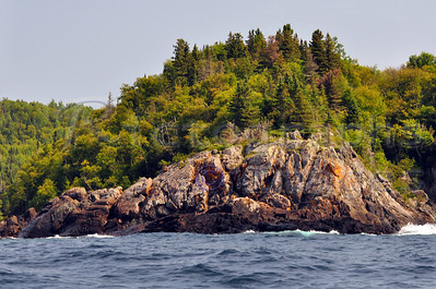 Lake Superior's Rocky Coast