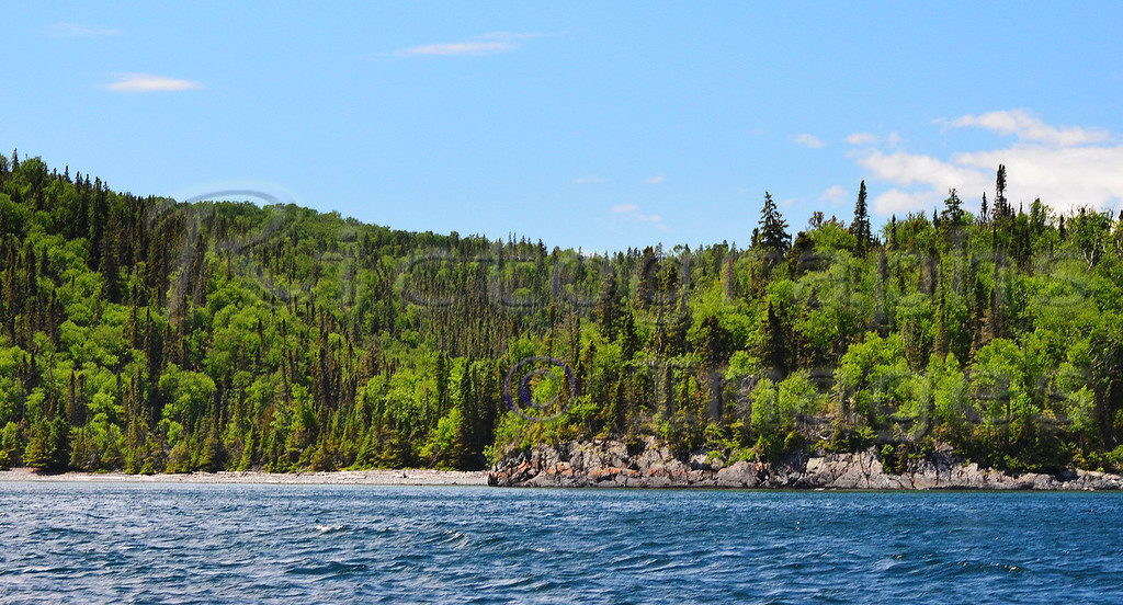 Slate Islands, Lake Superior