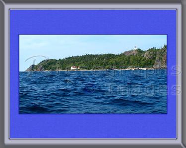 Lake Superior, Slate Islands, Ontario, Canada