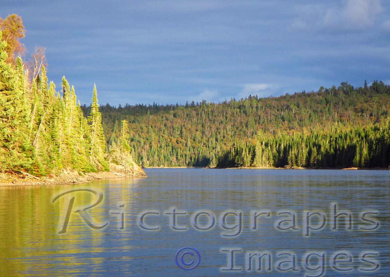 Slate Islands, Lake Superior, Ontario, Canada