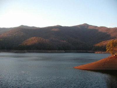 Fontana Lake GSMNP
