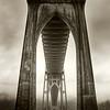 St. Johns Bridge<br /> <br /> Portland, Oregon