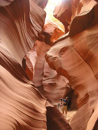Slots Canyons 2005