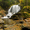 Autumn at Moss Glenn Falls Stowe