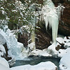 Winter at Bingham Falls