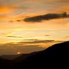 Morton Overlook Sunset - GSMNP