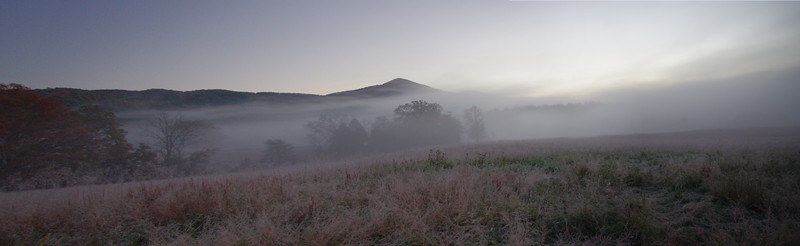 Cades Cove early morning