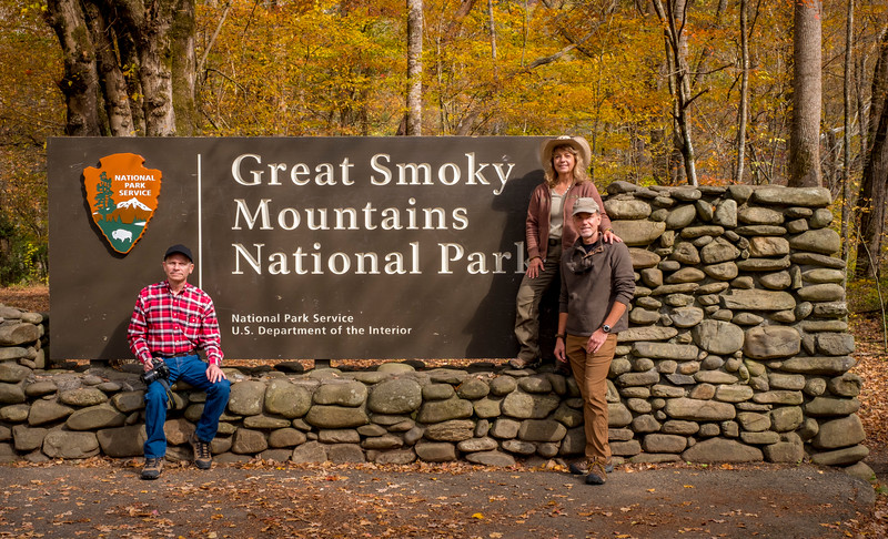 The Great Smoky Mountains NP
