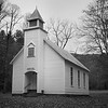 Church in Cataloochee