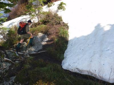 Snow Lake 6/12/2009