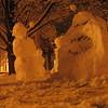 Alien snowthing. Be afraid.