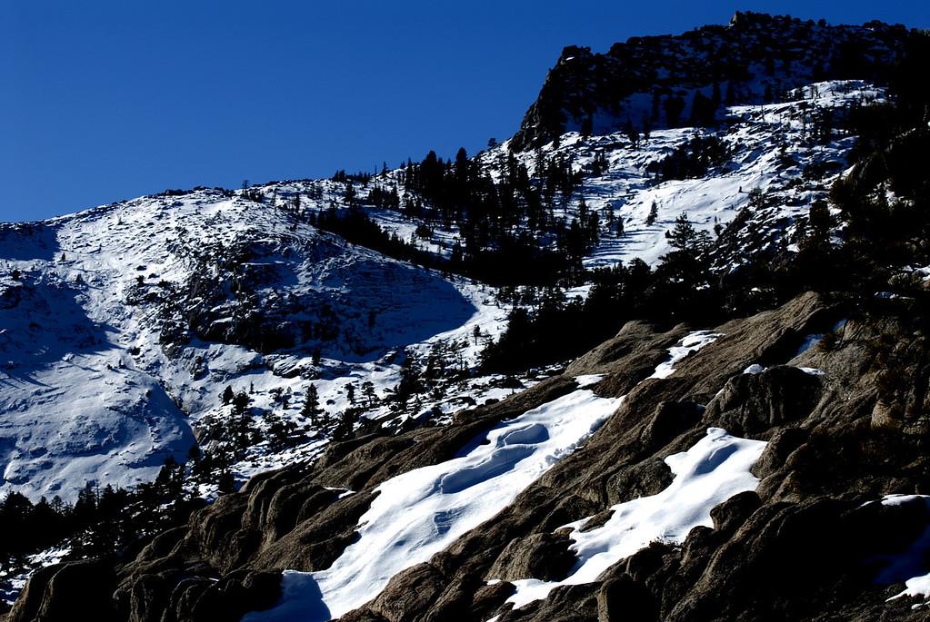 Snow on Hill