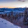 Northern Utah, Morning sunrise