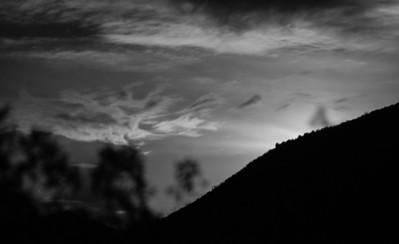 Moonrise at Lizard Wash