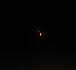 Post-totality; second half of eclipse