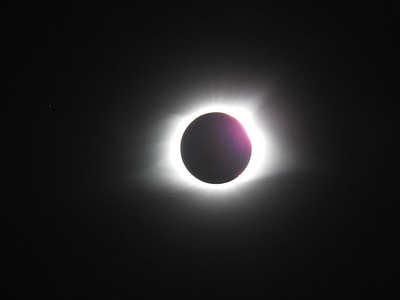 Totality at this site lasted 2 minutes, 26 seconds