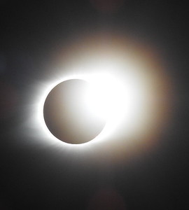 Totality ending
