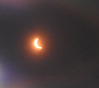 Eclipse continues