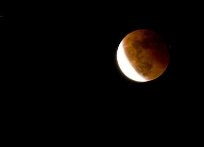 2007- lunar eclipse