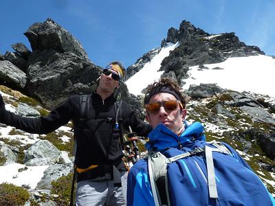 Mt Pugh for Solstice 2013